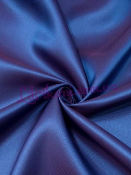 Подкладка сине-фиолетовый хамелеон