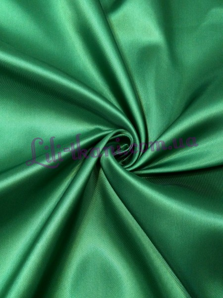 Подкладка зеленого цвета